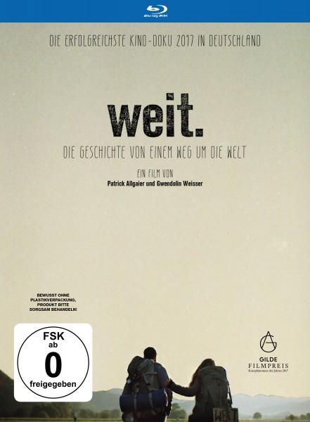 BLU-RAY WEIT. Die Geschichte von einem Weg um die Welt