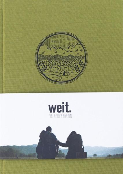 WEIT. Ein Reisemagazin