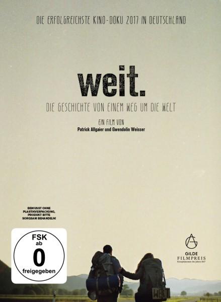 DVD WEIT. Die Geschichte von einem Weg um die Welt
